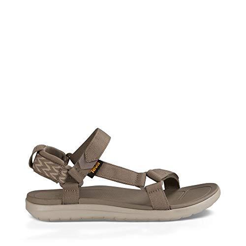 Teva Women's W Sanborn Universal Sandal, Walnut, 10 M US