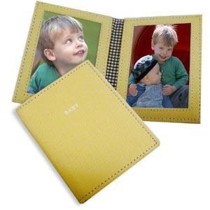 kate spade new york BABY Lemon yellow folding duo - 4x6 -  EH031730/700