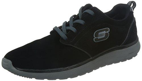 Skechers CounterpartReprise Herren Sneakers Schwarz (Blk)