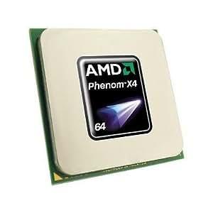 AMD Phenom II X4 Quad-core 910 2.6GHz Processor (HDX910WFK4DGI)