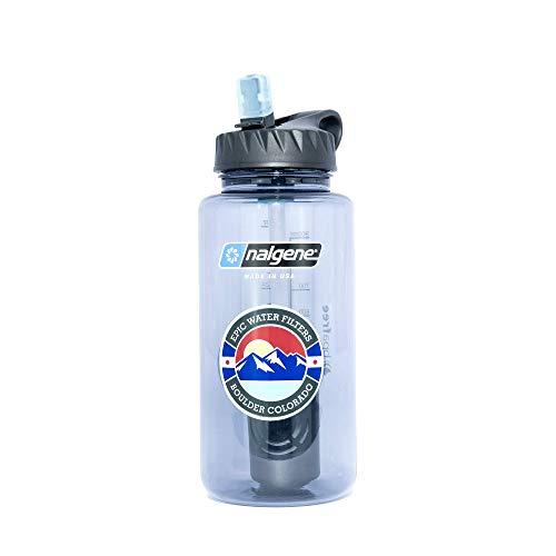 Epic Nalgene OG | Water Filtration Bottle | Wide Mouth