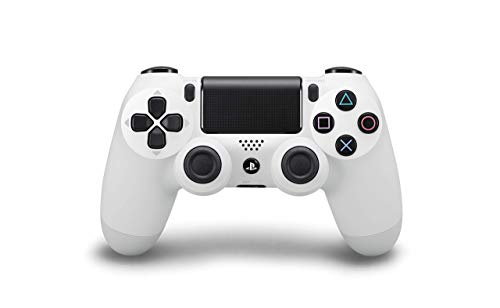 DualShock 4 Wireless Controller for PlayStation 4 - Glacier White 1