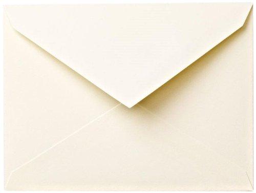 Crane & Co. Ecruwhite Kid Finish Kent Envelope (AE3116A) - Kid Finish