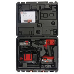 Chicago Pneumatic CPT-8548K 20V 0.5 in. Hammer Drill Driver Kit - Chicago Pneumatic 20v
