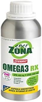 ENERZONA - OMEGA 3 RX 240 CPS: Amazon.it: Salute e cura della persona