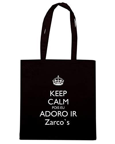 KEEP ADORO Nera Speed TKC2984 IR Shirt ZARCO'S Shopper Borsa CALM EU POIS pwqqAxf