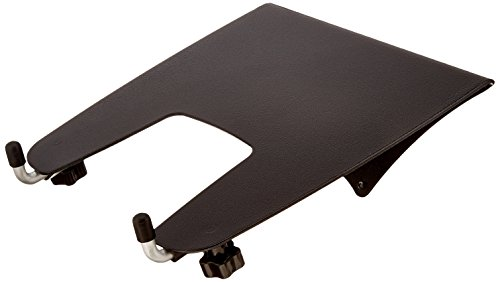 (AmazonBasics Notebook Laptop Stand Arm Mount Tray)