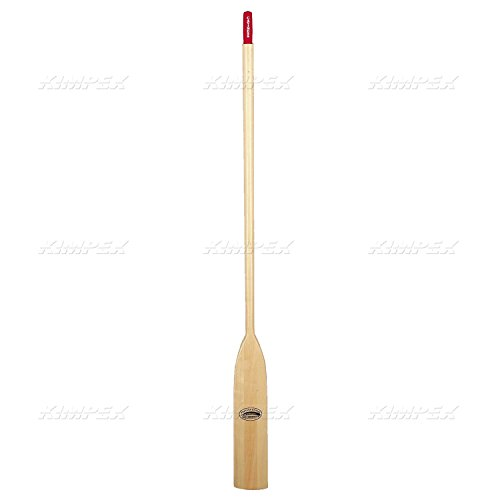 CAVINESS Quality Wooden Oar with Powergrip by Caviness (Image #1)