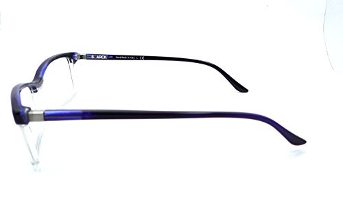 e2bb409555888 Starck Eyes Mikli Rx Eyeglasses Frames SH3037 0007 56x16 Blue   Black    Crystal