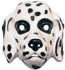 Animal Themed Party Costume (Rubie's Costume Co Animal Mask-Dalmatian Costume)