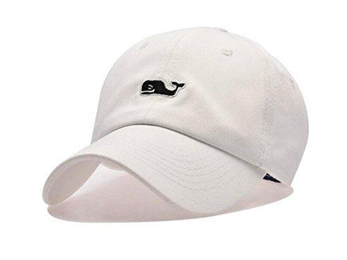 VINEYARD VINES Whale Logo baseball hat cap strapback snapback adjustable prep (Vineyard Vines Men Hats)