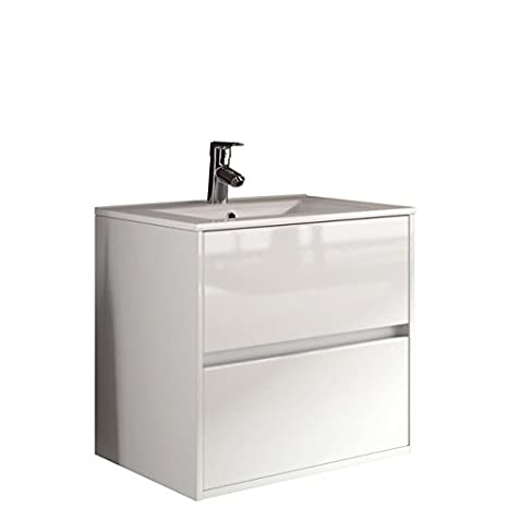 Salgar-Mobile bagno con lavabo Noja: Amazon.it: Fai da te