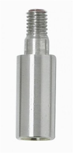 6mm Male Stainless Steel Spear - JBL 5/16mm Female to 6mm Male Adapter for Scuba Diving and Spearfishing