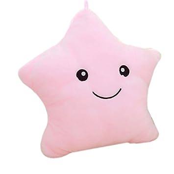 Lächeln Leucht Kissen Led Licht Sterne Kissen Spielzeug Kinder Kinder Spielzeug Geschenke Sammeln & Seltenes