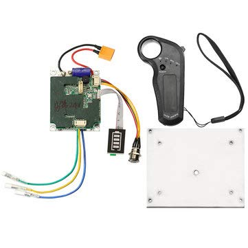 24/36V Single Motor Electric System Driver Noninductive Longboard Skateboard Controller Remote ESC Substitute -Automobiles & Motorcycles Electric Scooters - (36V)