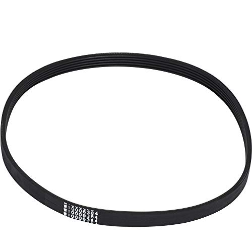 Ultra Durable W10006384 Washer Drive Belt Replacement Part by Blue Stars- Exact Fit for Whirlpool Maytag Kenmore Washer- Replaces WPW10006384VP PS11747978