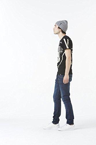 T-Shirt Eleven Paris �?Blomick nero formato: XS (X-Small)