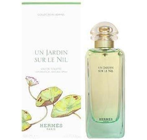 Hermes Un Jardin Sur Le Nil Eau de Toilette Vaporizador 100 ml: Amazon.es