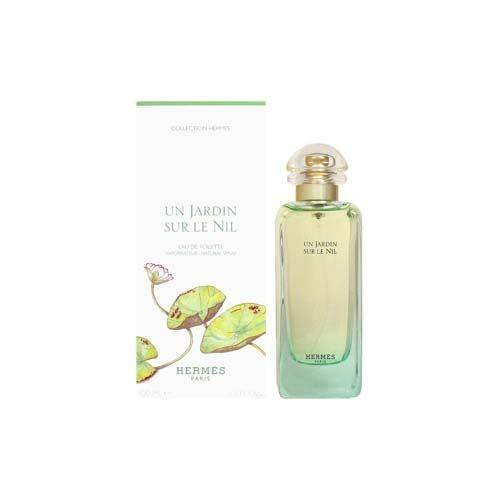 Women Eau De Toilette Miniature - Un Jardin Sur Le Nil by Hermes 3.3 oz Eau de Toilette Spray