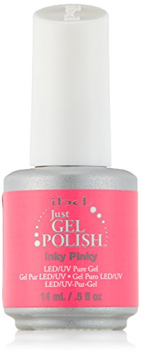 IBD Just Gel Nail Polish, Inky Pinky, 0.5 Fluid Ounce