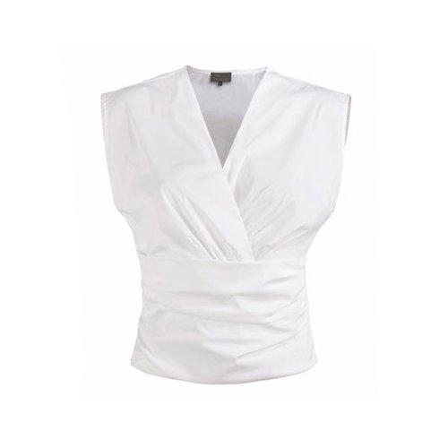 Talla Audi Fashion Para Corporate Blanco Blusas Mujer 42 4131101405 AvAq7xwC6