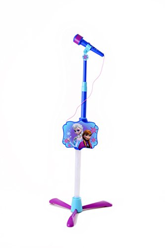 Disney Frozen 19927 Microphone Stand - MP3, Karaoke