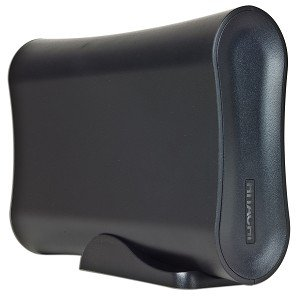 "Hitachi XL1000 1 Terabyte (1TB) USB 2.0 3.5"" External Hard Drive (Black)"