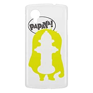 Loud Universe Nexus 5 Minion Papaya! Print 3D Wrap Around Case - Multi Color