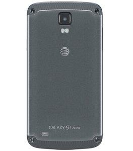 Samsung Galaxy S4 Active i537 Grey Standard Battery Door Back Cover