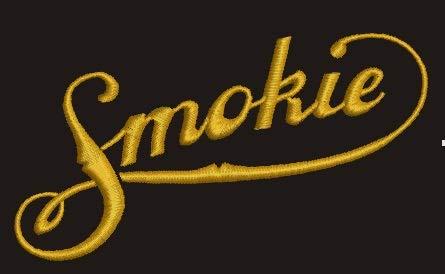 Smokie Pop-Rock-Band Garni de Broderies Super la qualité Prime, Veste sans Manches Gilet - 8190