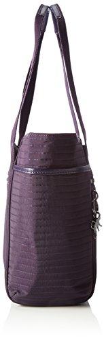 Kipling Orinthia, Shopper para Mujer Morado (L37 Craft Purple)