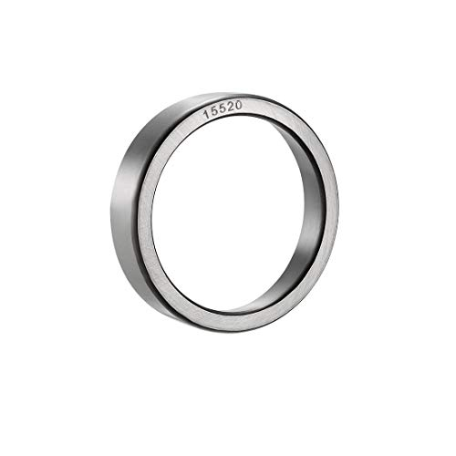 uxcell 15520 Tapered Roller Bearing Outer Race Cup 2.25