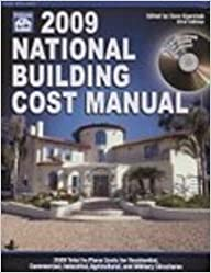 2009 National Building Cost Manual