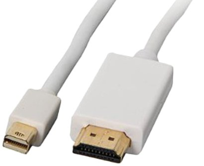 Nippon Labs MINIDP-HDMI-6 6ft Mini DisplayPort Male to HDMI Male Cable