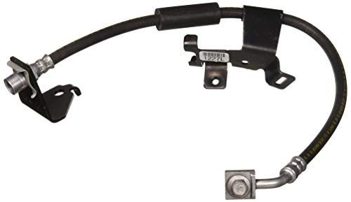 - ACDelco 176-2002 GM Original Equipment Front Driver Side Hydraulic Brake Hose Assembly