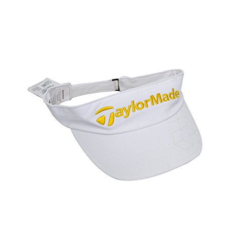 - TaylorMade TM15 Women's Tour Visors, White