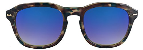 Classics Tortoise Mirrored Sunglasses Cabana - Dark Sunglasses After Band