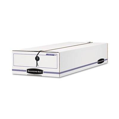 LIBERTY Check/Voucher Storage Box, 10-3/4 x 23-1/4 x 4-5/8,
