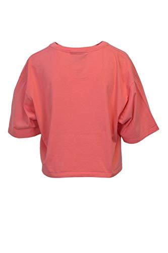 Fuckdown T Rosa Cdfd155pink Donna shirt Comme Des Cotone awqBPP