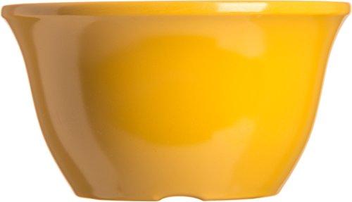 Carlisle 4305022 Durus Melamine Bouillon Cup, 11 Oz., Honey Yellow (Pack of 48) by Carlisle (Image #3)