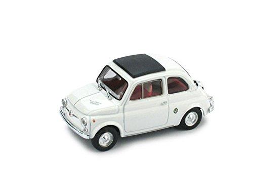 블룸 1/43 피아트 Fiat  595SS 아바쓰 아바스  65 화이트 완제품 Fiat 595SS