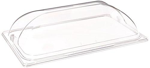 Display Cover Dome (Winco C-DPF1 Polycarbonate Dome Flip Cover, Full Size)