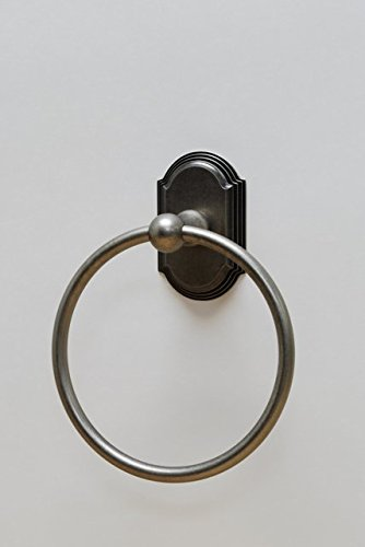 Residential Essentials 2386AP Ridgeview Towel Ring, 8