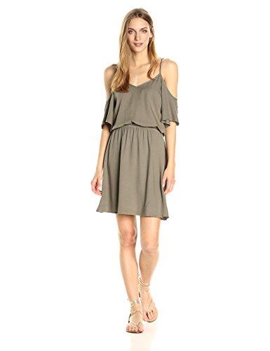 donna Splendid Olive Splendid Vestito Vestito Military donna Splendid donna Olive Military Vestito q48gYw