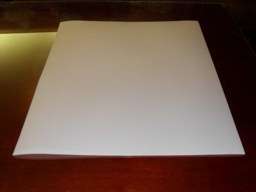 2 thick flexible lightweight 24x24x1  16 translucent