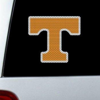 Tennessee Volunteers Die-Cut Window Film - Large