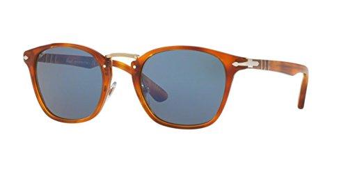 Persol PO3110S Sunglasses-96/56 Havana (Blue - Persol Po3110s