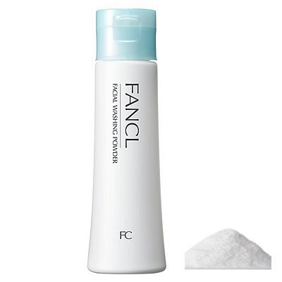 FANCL Facial Washing Powder 50g Cleansing Foaming Moisture Japan