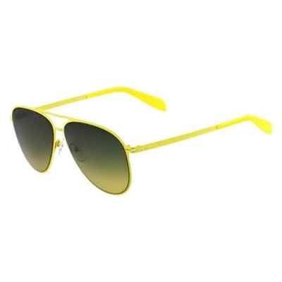 Sunglasses CK 2138 S 753 YELLOW