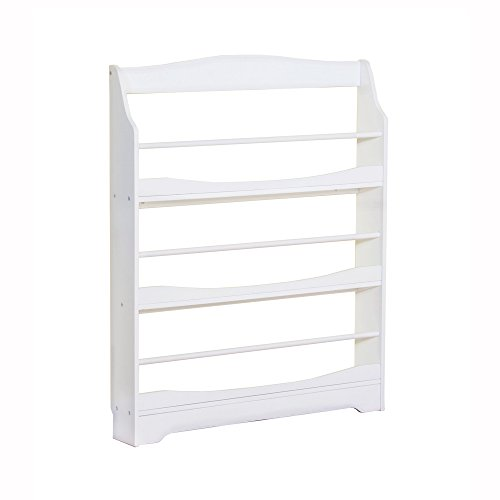 Guidecraft Expressions Bookrack: White G87107